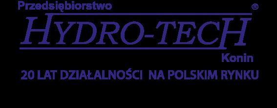 Logotyp 20 Lecie Hydro-Tech
