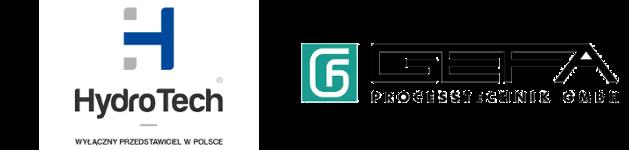 Gefa Processtechnik GmbH Polska – HYDRO-TECH Logo